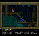 Ys III: Wanderers from Ys SNES Some mean-looking blue dudes