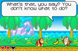 DK: King of Swing Game Boy Advance Getting advice