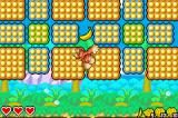 DK: King of Swing Game Boy Advance Swinging to climb