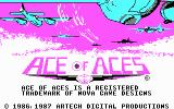 Ace of Aces DOS Main Title (2)