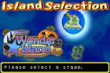 Disney's Party Game Boy Advance Island Selection