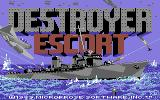 Destroyer Escort Commodore 64 Loading Screen