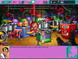 Leisure Suit Larry 6: Shape Up or Slip Out! DOS Hmm, now this is a very weird area... (high-resolution CD version)