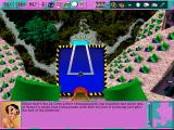 Leisure Suit Larry 6: Shape Up or Slip Out! DOS Whoa!.. Scared yet, Larry?.. (high-resolution CD version)