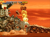Metal Slug 3 Windows First level boss