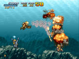 Metal Slug 3 Windows The third level starts underwater.