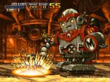 Metal Slug 3 Windows Third mission boss