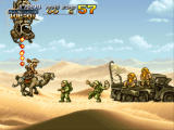 Metal Slug 3 Windows In the fourth mission you start on an armed camel.
