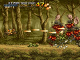 Metal Slug 3 Windows Shooting while in flight.