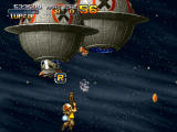Metal Slug 3 Windows The next section is set in space.