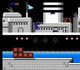 CrossFire NES Two-shot spread weapon is not very predictable, but at least it's a rocket launcher