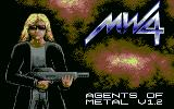 Metal Warrior 4: Agents of Metal Commodore 64 Loading screen