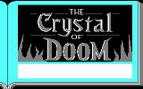 ZorkQuest: The Crystal of Doom PC Booter title2
