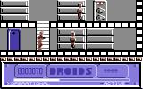 Droids Commodore 64 Two droids to destroy