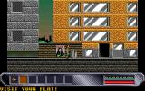 Metal Warrior: Hessian Adventure in Dismal Future Amiga A helpful hint