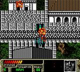 World Destruction League: Thunder Tanks Game Boy Color Where is the ancient building? Just check the strategy map...