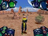 Cosmowarrior Zero PlayStation Level 2 - In the desert