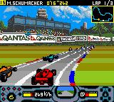 F1 Racing Championship Game Boy Color View - Out.