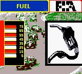 F1 Racing Championship Game Boy Color Set-up - Fuel.