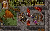 "Ultima VII: The Black Gate DOS Hehe, of course I recognize you! Why, you are <moby developer=""Richard Garriott"">Richard Gar...</moby>... err... I mean, Lord British... sir!"
