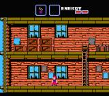 The Goonies II NES Wooden level