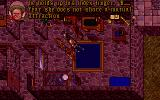 Ultima VII: The Black Gate DOS You'll meet many people on your journey. They'll sometimes share their personal problems with you and send you on errands - even in the Lycaeum in Moonglow!