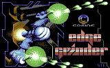 Edge Grinder Commodore 64 Loading Screen