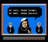 The Goonies II NES Game Over!