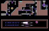Escape from Paradise Commodore 64 The ladders turn on and off