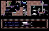 Escape from Paradise Commodore 64 Using a lift