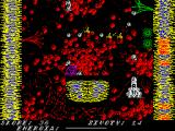 Megamix 1: Axons / Galactic Gunners ZX Spectrum Axons - Obstacle