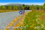 Colin McRae Rally 2.0 Game Boy Advance Replay of your drive