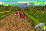 Colin McRae Rally 2.0 Game Boy Advance Arcade mode in the UK