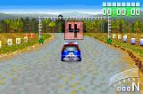 Colin McRae Rally 2.0 Game Boy Advance Start of the rally