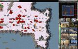 Command & Conquer: Red Alert Windows Where Soviet Mammoth tanks pass through, nothing stays alive.