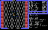 Ultima IV: Quest of the Avatar DOS A full party is camping
