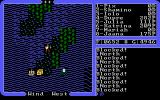 Ultima IV: Quest of the Avatar DOS All kinds of things can happen in this game. That includes being stranded on a tiny island with a treasure chest, poisoned, with monsters swimming around, and a frigate