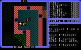 Ultima IV: Quest of the Avatar DOS You attempt to learn more about certain aspects of human activity from this ordinary guard. Sadly, he doesn't seem to be an expert in the topic