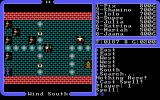 Ultima IV: Quest of the Avatar DOS Prison in Lord British's castle. Human rights abuse, you punk!..