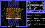 Ultima IV: Quest of the Avatar DOS Battle on a bridge! You... shall... not... pass!!..