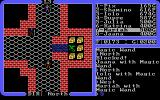 Ultima IV: Quest of the Avatar DOS Not all dungeon rooms are dedicated fully to battles. Here is one little dragon stuck between treasure chests. The question is, how do you get to them?..