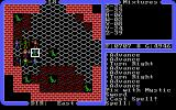 Ultima IV: Quest of the Avatar DOS Battle terrain may vary. Be careful where you step!.. Opening spellcasting interface