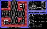 Ultima IV: Quest of the Avatar DOS Ghosts are lurking in the corners...
