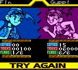 Xtreme Sports Game Boy Color Practice mode. Try again a certain event? Maybe...