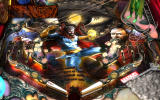 Pinball FX2: Doctor Strange Windows Bottom part of the table