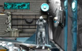 Marvel Pinball: Vengeance and Virtue Windows <i>Moon Knight</i> - A thug has been hit in the LED video beat 'em up style mini-game.