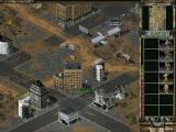 Command & Conquer: Tiberian Sun - Firestorm Windows Urban area, though nothing but a great care for details, not much to interact with.