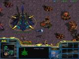 StarCraft: Brood War Windows The Protoss Xel'Naga Temple seems to be overrun by the Zergs.