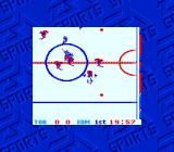 NHL 2000 Game Boy Color Maple Leafs vs. Oilers, Canadian NHL Clash (Super Game Boy)
