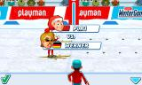 Vancouver 2010: Official Mobile Game of the Olympic Winter Games Android Starting out with some skiing (Playman Winter Games)